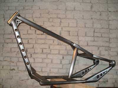 FRAME CUSTOM MOTORCYCLE hardtail harley bobber chopper