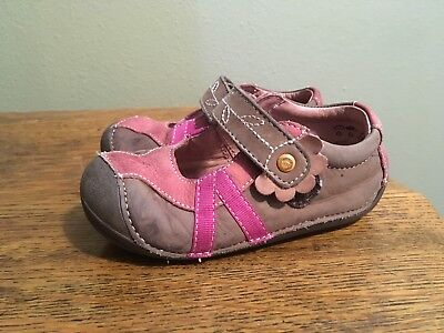 UMI Leather Mary Janes Toddler Size 22