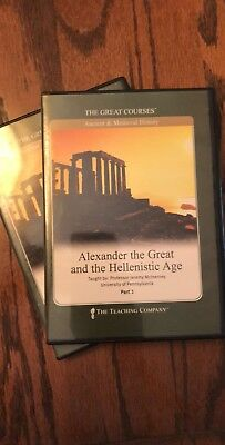 The Great Courses - Alexander the Great and the Hellenistic Age - 12 CDs