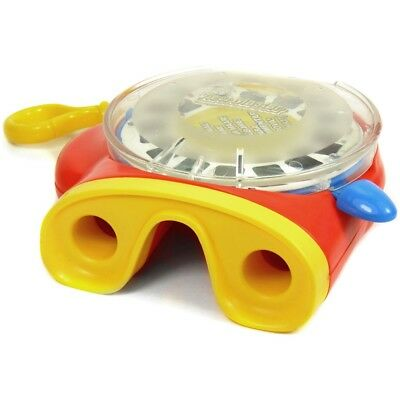 Viewmaster Viewer Fisher Price Model O Stereo 3D with Card Reel