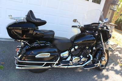 Yamaha: Royal Star 2007 Yamaha Royal Star Midnight Venture - LOW KM - 1 Owner - Aftermarket Mods