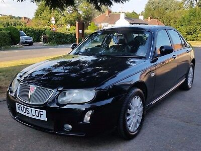 3 Day Only! 2006 Rover 75 1.8 Turbo Contemporary Superb With A Genuine 58K!