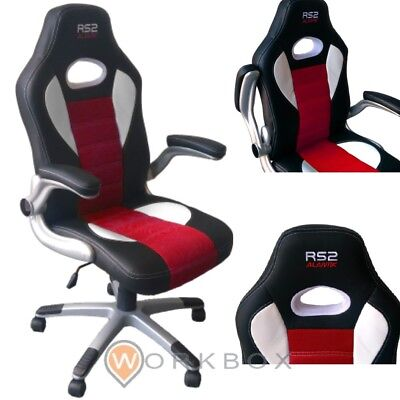 Poltrona Gaming Alantik Rs2 Rossa-Nera Rs2Red
