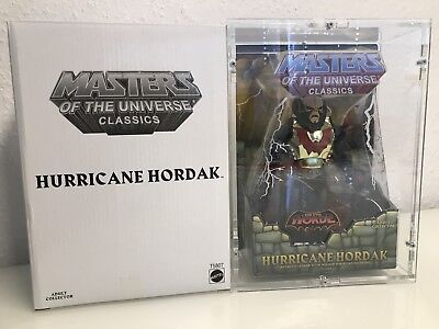 Masters of the Universe MOTU Classics HURRICANE HORDAK Actionfigur im SORA CASE!
