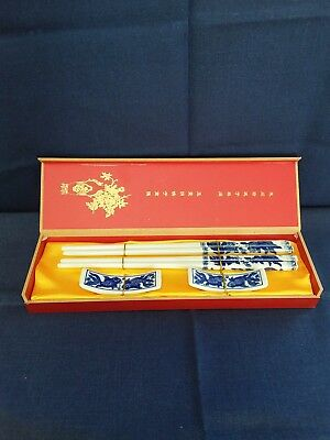 Set of 2 Chinese chopsticks new in box