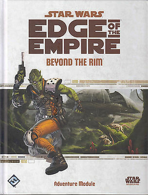 Star Wars: Edge of the Empire: Beyond the Rim (Adventure Module)