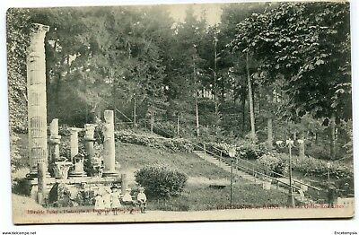 CPA -Carte postale- France - Bourbonne les Bains - Ruines Gallo Romaine - 1905