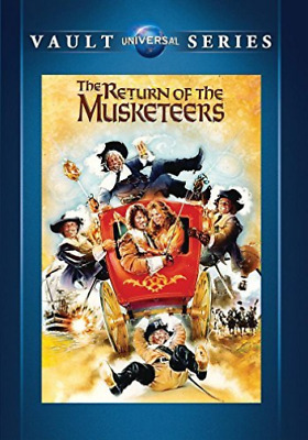 The Return of the Musketeers  (US IMPORT)  DVD NEW