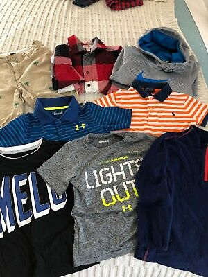 Boys Tops. Polo, Nike, Gap, Under Armour.