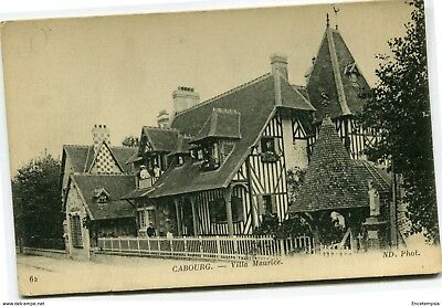 CPA -Carte postale- France - Cabourg - Villa Maurice ( CP4350)