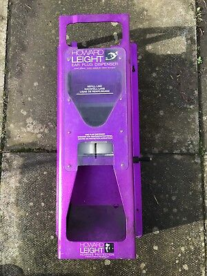 HOWARD LEIGHT EARPLUG DISPENSER WALL MOUNTED Good Used Condition