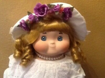 Dolly Dingle Porcelain musical doll