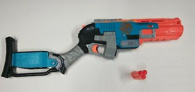 Nerf Zombie Strike Sledgefire Blaster Comes With 1 3-Shot Shell