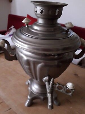 Vintage Electric Russian samovar 1972