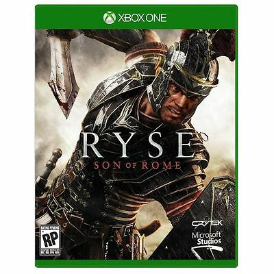Ryse: Son of Rome (Microsoft Xbox One), New and Sealed