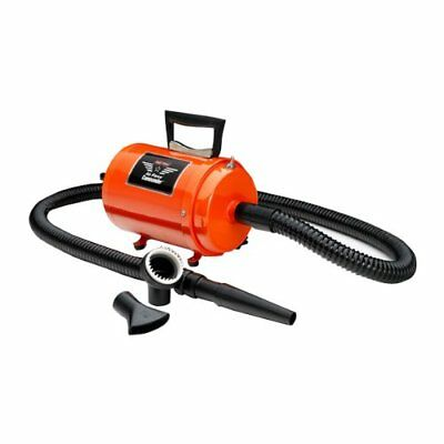 New Metrovac Air Force Commander Professional Dog Grooming Pet Dryer