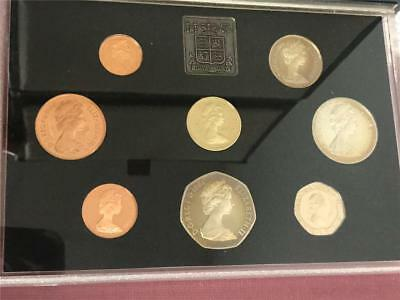 Great Britain 1992 7 Piece Proof Set *FREE SHIPPING*