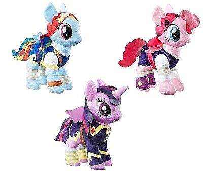 Official Hasbro My Little Pony Movie 9 inch (23 cm) plush pirate soft toy. New!