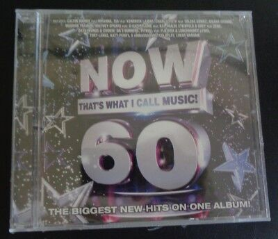 NOW THAT'S WHAT I CALL MUSIC! 60 New CD Sealed 2016 Free Shipping