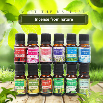 Fragrance Essential Oils Relaxing Precious Oil Scent Hotel Home and Living CE46