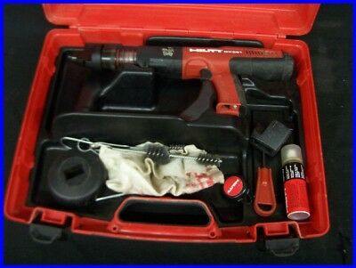 Hilti DX351 Powder Actuated Nailer