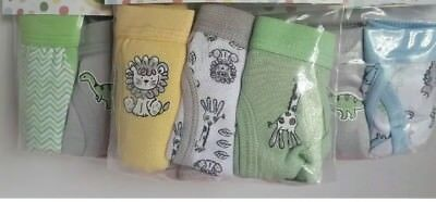 Little Me Toddler Boys' 3-Pack Briefs 3 Sets (9 Total Pairs) of 2T/3T NWT