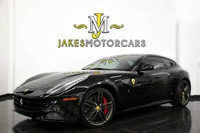 2015 Ferrari FF ($320K MSRP)...ONLY 3700 MILES! 2015 FERRARI FF~ $320K MSRP ~ ONLY 3700 MILES~ BLACK METALLIC ON BLACK~ PRISTINE