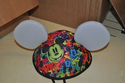 Disney Parks Glow With The Show Mickey Mouse Light Up Ear Hat