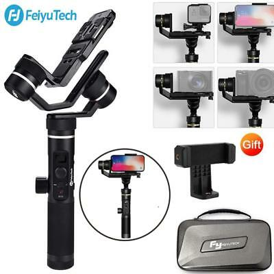 Feiyu G6 Plus 3-Axis Handheld Wifi Gimbal Stabilizer for Camera GoPro Smartphone