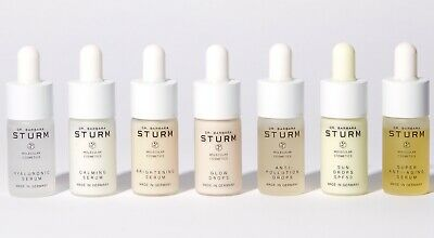 Dr. Barbara Sturm Mini Drops 10 Ml Pick And Combine Your'e Favorits - Nib