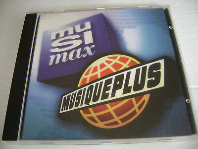 Musiqueplus / Musimax (CD, 2006) Black Eyes Peas, All-American Rejects, 50 Cent