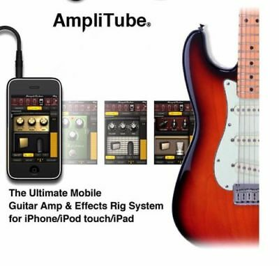 Multimedia GUITAR midi Interface for iPhone/iPod/iPad pro iRIG IK Useful