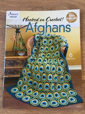 Hooked On Crochet Afghans
