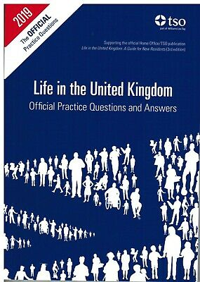 Life in the UK United Kingdom Official Practice Questions and Answers 2019-Qa