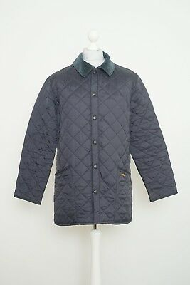 Barbour Quilted Liddesdale Jacket Size M - L
