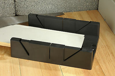 Linic UK Made Mega Mitre Block Box 45 60 & 90 degree 180 x 60mm x 320mm W7083