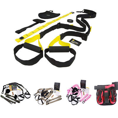SUSPENSION TRAINER TRAINING Band Fitness Strap Strength