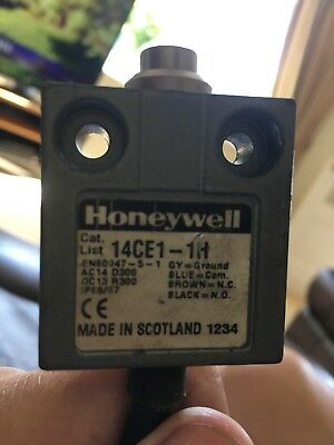 Honeywell Limit Switch