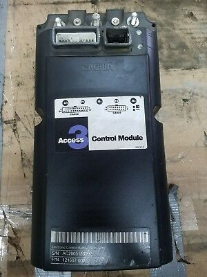 Used Working Crown Controller 121607