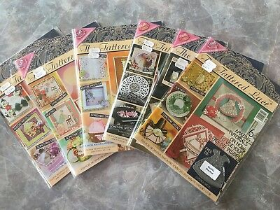 Tattered Lace Magazines with Free Dies + Free P&P