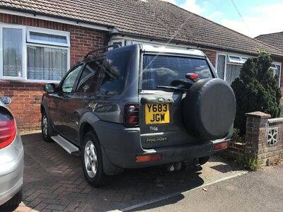 Land Rover Freelander TD4 ES Automatic *drives with fault*