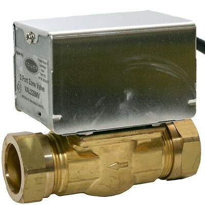 Optimum 2 Port Valve 22mm Tower Grasslin