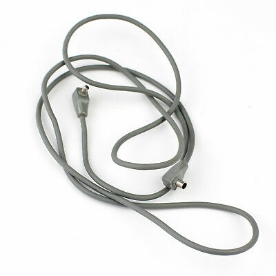 TESTED! - 1m FLASH SYNC EXTENSION CABLE (male-female PC connectors) LEAD/CORD