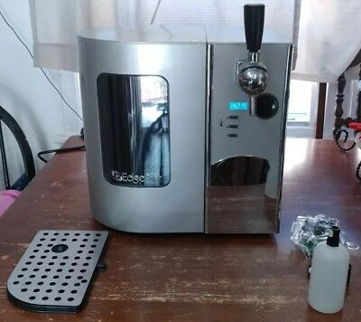 Edgestar thermoelectric beer dispenser and minifridge tbc50s