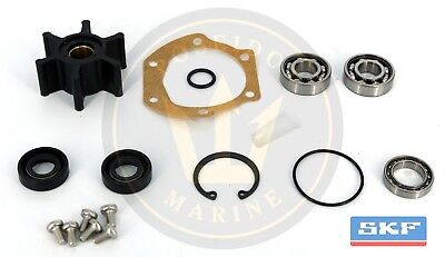 Water Pump Kit For 2005-2014 Ford Escape 2007-2013 Mazda 3 2Pc