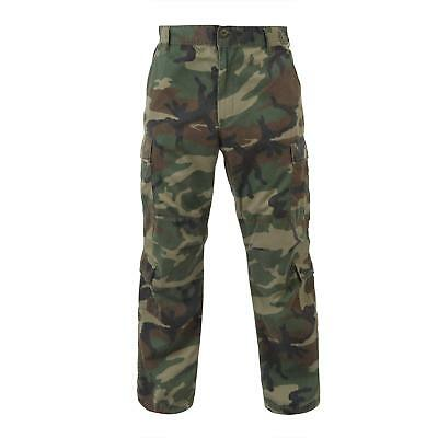 Rothco Vintage Paratrooper Fatigues, Camo, Large
