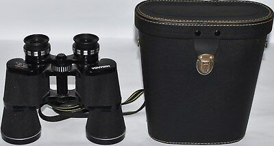 (497) Mirander 10 X 50 Binoculars, Coated Optics & Wide Angle View (Used)