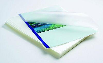 "100 Pack 5 Mil Letter Size Thermal Laminator Laminating Pouches 9"" x 11.5"" Sheet"