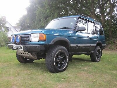 1998 Land Rover Discovery 300tdi Manual Off Road Ready