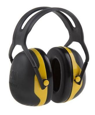 3M Peltor X2A Ear Muffs Noise Ear Defenders Engineering Shooting Snore SNR 31db